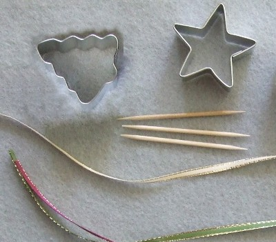 ornament craft supplies